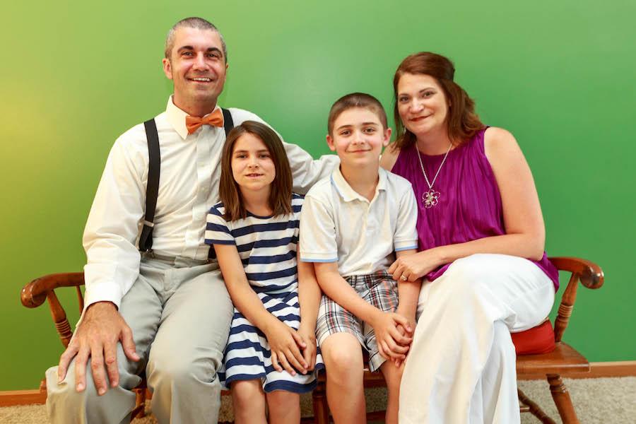 Sam's Family